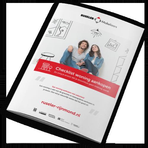 Woning aankopen checklist